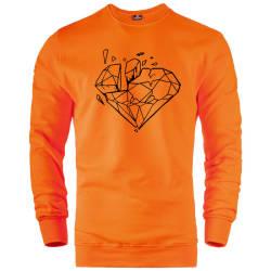Beatenfame - HH - Elçin Orçun Diamond Sweatshirt