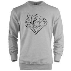 HH - Elçin Orçun Diamond Sweatshirt - Thumbnail