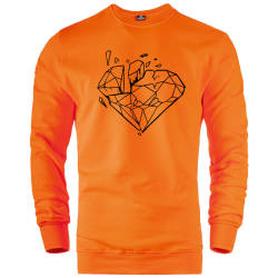 E.O. Beatenfame - HH - Elçin Orçun Diamond Sweatshirt