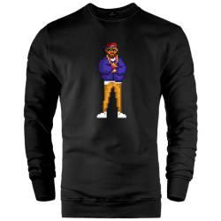 HH - Empire Hustla 8Bit Sweatshirt - Thumbnail