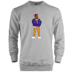 HH - Empire Hustla 8Bit Sweatshirt (Fırsat Ürünü) - Thumbnail