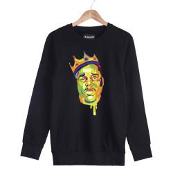 Empire - HH - Empire FullBig Siyah Sweatshirt