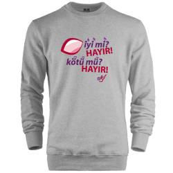 Emre Yücelen - HH - Emre Yücelen İyi mi Sweatshirt