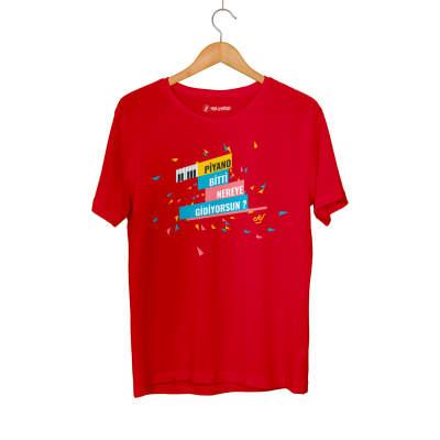 HH - Emre Yücelen Piyano T-shirt