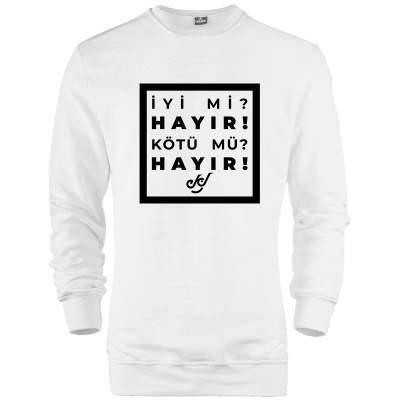 HH - Emre Yücelen Kötü mü Sweatshirt