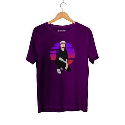 HH - Ezhel Geceler Mor T-shirt (Seçili Ürün)