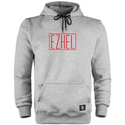 HH - Ezhel Red Cepli Hoodie