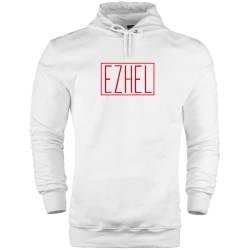 HH - Ezhel Red Cepli Hoodie - Thumbnail