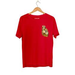 HH - FEC Heart Gold T-shirt - Thumbnail