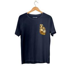 FEC - HH - FEC Heart Gold T-shirt