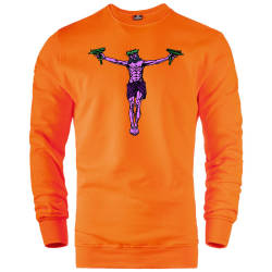 HH - FEC Jesus Sweatshirt - Thumbnail