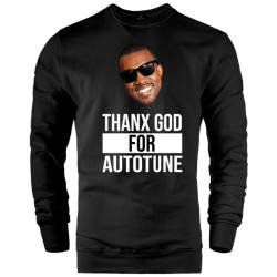 HH - FEC Thanx God Sweatshirt - Thumbnail
