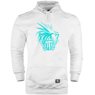 HH - The Street Design Furry Cepli Hoodie