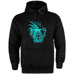 HH - The Street Design Furry Cepli Hoodie - Thumbnail