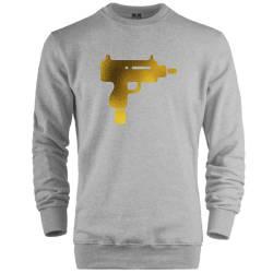 HH - Gold Uzi Sweatshirt - Thumbnail