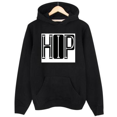 HH - Groove Street HipHop Font Design Siyah Cepli Hoodie (Fırsat Ürünü)