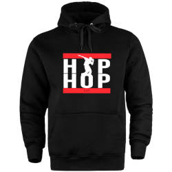 HH - Groove Street HipHop Run Cepli Hoodie - Thumbnail