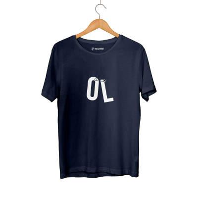 Hayki - HH - Hayki Ol Lacivert T-shirt