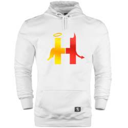 HH - Hidra Cennetten Cehenneme Cepli Hoodie - Thumbnail