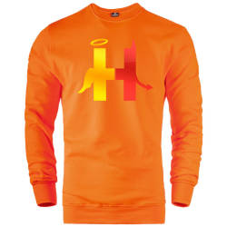 HH - Hidra Cennetten Cehenneme Sweatshirt - Thumbnail