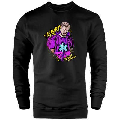 HH - Hidra Yaşamayı Zehir Ediyorlar Sweatshirt