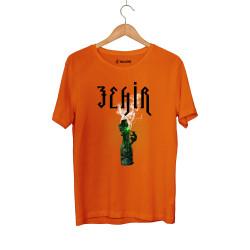 Hidra - HH - Hidra Zehir Turuncu T-shirt