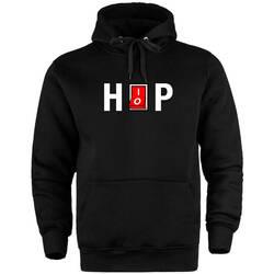 HH - Hip Hop Cepli Hoodie (Değişim ve İade Yoktur) - Thumbnail