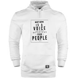 HH - Hip Hop Voice Cepli Hoodie - Thumbnail