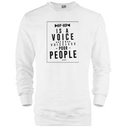 HH - Hip Hop Voice Sweatshirt - Thumbnail