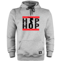 HH - HipHop Run Cepli Hoodie - Thumbnail