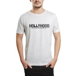 Outlet - HH - Hollyhood Gun Beyaz T-shirt (Seçili Ürün)