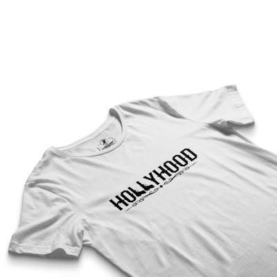 HH - Hollyhood Gun Beyaz T-shirt (Seçili Ürün)