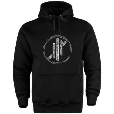 HH - HollyHood Logo Cepli Hoodie