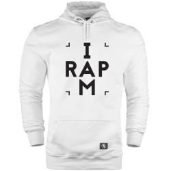 HH - I Am Rap Cepli Hoodie - Thumbnail