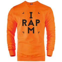 HH - I Am Rap Sweatshirt - Thumbnail