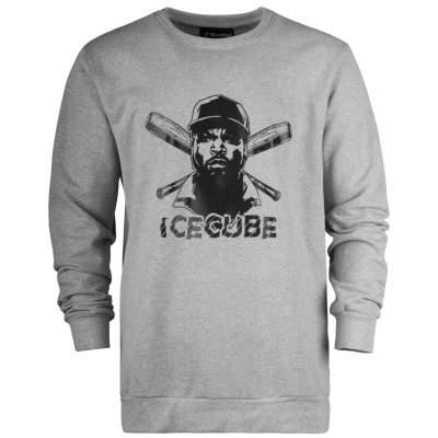 HH - Ice Cube Gri Sweatshirt (Fırsat Ürünü)