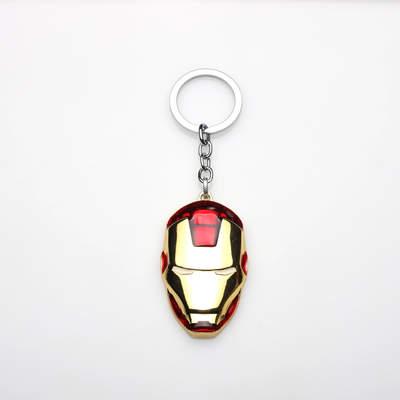 HH Iron Man Metal Anahtarlık