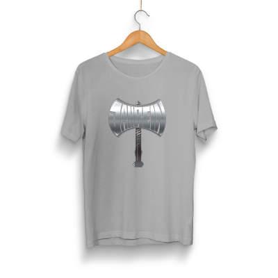 HH - Jahrein Balta Gri T-Shirt