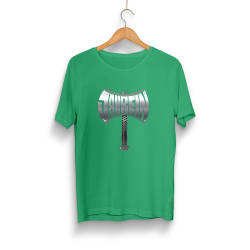 Jahrein - HH - Jahrein Balta Yeşil T-Shirt
