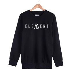 Joker - HH - Joker Element Siyah Sweatshirt