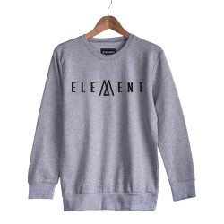 Joker - HH - Joker Element Gri Sweatshirt