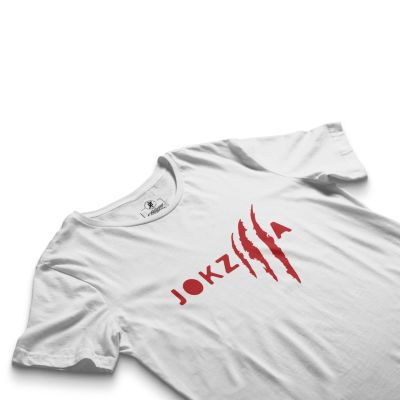 HH - Joker Jokzilla Beyaz T-shirt (Seçili Ürün)