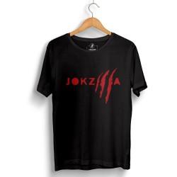 HH - Joker Jokzilla Siyah T-shirt (Seçili Ürün) - Thumbnail