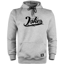 HH - Joker Logo Cepli Hoodie - Thumbnail
