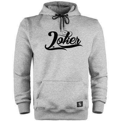 HH - Joker Logo Cepli Hoodie