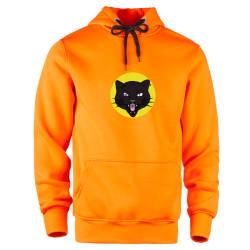Jora - HH - Jora Black Cat Cepli Hoodie