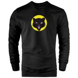 HH - Jora Black Cat Sweatshirt - Thumbnail