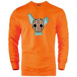 İndirim - HH - Jora Masked Cat Sweatshirt (Fırsat Ürünü)