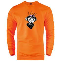 HH - Jora Monky Sweatshirt - Thumbnail