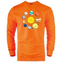 İndirim - HH - Jora Planets Sweatshirt (Fırsat Ürünü)
